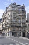 Paryż, Sierpień 18th, 2013-buildings zdjęcia stock