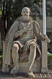 Paryż - statua palais bourbon zdjęcie stock