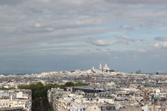 Paryż Obrazy Royalty Free