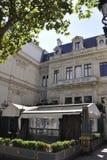 Paryż, august 20-Restaurant  Zdjęcia Stock