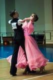 pary dancingowy ilustracyjny musicalu wektor Fotografia Stock