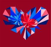 pary dzień ilustracyjny kochający valentine wektor Obraz Stock