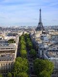 Paryż. Francja Fotografia Royalty Free
