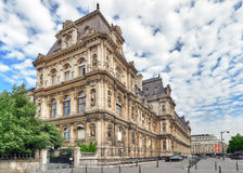 PARYŻ FRANCJA, LIPIEC, - 08, 2016: Hotelowy De Ville w Paryż, jest Fotografia Stock