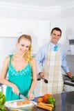 pary kuchnia Fotografia Stock