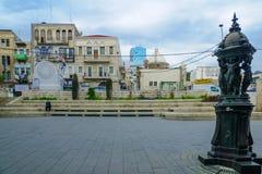Paryż kwadrat w Haifa Fotografia Stock