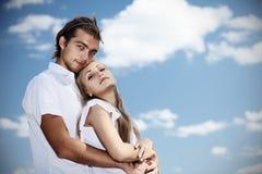 pary miłość fotografia stock