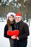 pary miłość Zdjęcie Stock