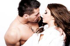 pary miłość Obraz Stock