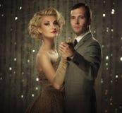 Pary mienia ręki wpólnie fotografia royalty free