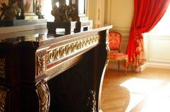PARYŻ: Pałac hotel Crillon Zdjęcia Royalty Free