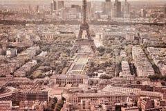 Paryż retro Obraz Stock