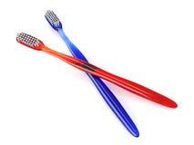 pary toothbrush Obrazy Stock