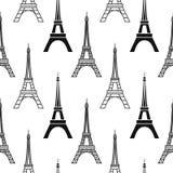 Paryż wzór Obraz Stock