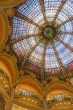 Paryscy Grands magasins zdjęcie stock