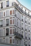 Paryska architektura Fotografia Royalty Free