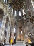 Paryska katedra Obraz Stock