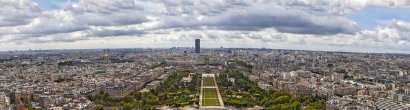 Paryska panorama Obrazy Stock