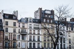 Paryski budynek Obraz Stock