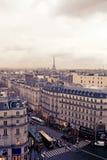 Paryski drapacz chmur Obrazy Royalty Free
