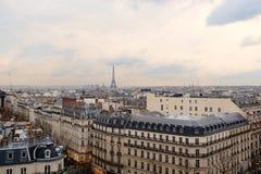 Paryski drapacz chmur Zdjęcie Stock