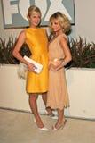 Paryski Hilton, Nicole Richie Fotografia Royalty Free