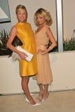 Paryski Hilton, Nicole Richie Zdjęcia Royalty Free