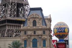 Paryski hotel i kasyno, Paryski Las Vegas, Paryski Las Vegas, Las Vegas pasek, Paryski Las Vegas, Paryski Las Vegas, Bellagio, pu Fotografia Royalty Free