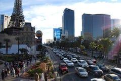 Paryski Las Vegas, Paryski hotel i kasyno, Paryski Las Vegas, Paryski Las Vegas, Paryski Las Vegas, Las Vegas pasek, obszar wielk Zdjęcie Stock