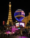 Paryski Las Vegas, Nevada Zdjęcie Stock