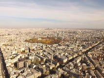Paryski miasto Zdjęcie Stock