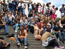 Paryski Montmatre Fotografia Stock