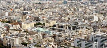 Paryski sąsiedztwo Fotografia Royalty Free