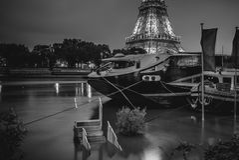 Paryski sous l'eau Fotografia Royalty Free