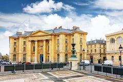 Paryski uniwersytet Obrazy Royalty Free