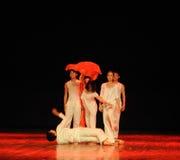 Pas over-zeven jaar-moderne dans Royalty-vrije Stock Foto's
