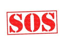 PAS-Stempel Lizenzfreies Stockfoto