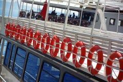 pasażer ferry Obrazy Stock