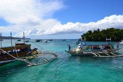 Pasażerska łódź Fotografia Stock