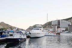 Pasażerska łódź Obraz Royalty Free