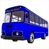 Pasażerski autobus Zdjęcia Stock