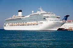 pasażerski rejsu statek zdjęcia stock