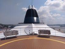 pasażerski statek, statek wycieczkowy, statek, luksusowy jacht, jacht, watercraft, pokład obrazy royalty free