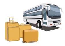 Pasażerski transport Obrazy Royalty Free