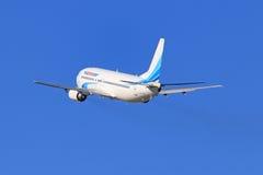 Pasażera Boeing 737-400 samolot Obraz Stock