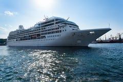Pasażerski statek Zdjęcie Stock