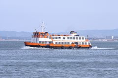 pasażerski statek Zdjęcie Royalty Free
