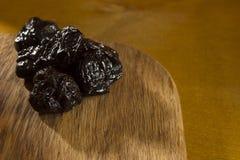 Pasa, frutas secadas de los ciruelos imagen de archivo libre de regalías