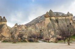 Pasabag Cappadocia Stock Image