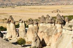 Pasabag felika lampglas i Cappadocia kalkon Fotografering för Bildbyråer